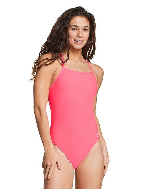 Speedo The One | Pink 7719050-675 - Speedo Swimsuit | Training Swimwear